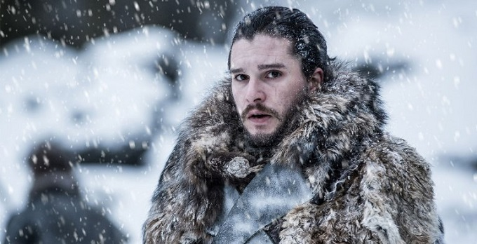 Game of Thrones Must-See Moment: Winter Is Here for Jon Snow
