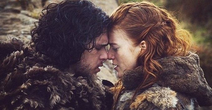 Game of Thrones: Kit Harington e Rose Leslie si sposano