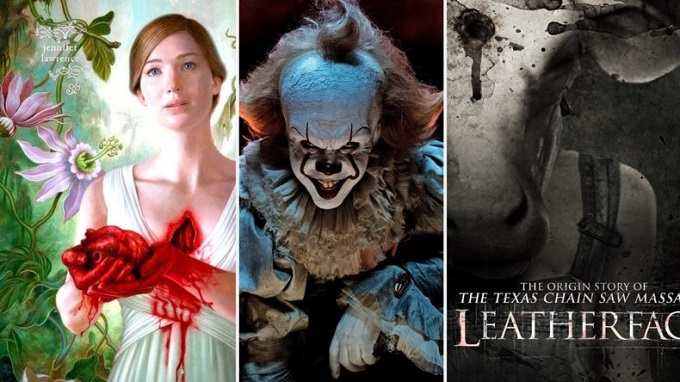 All Horror Movies Being Released in September 2017