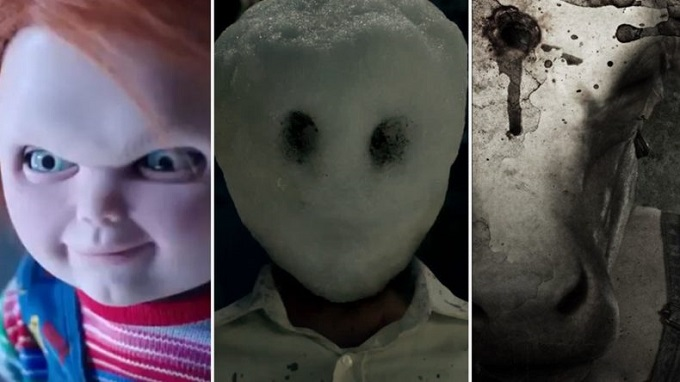 All Horror Movies coming in October 2017