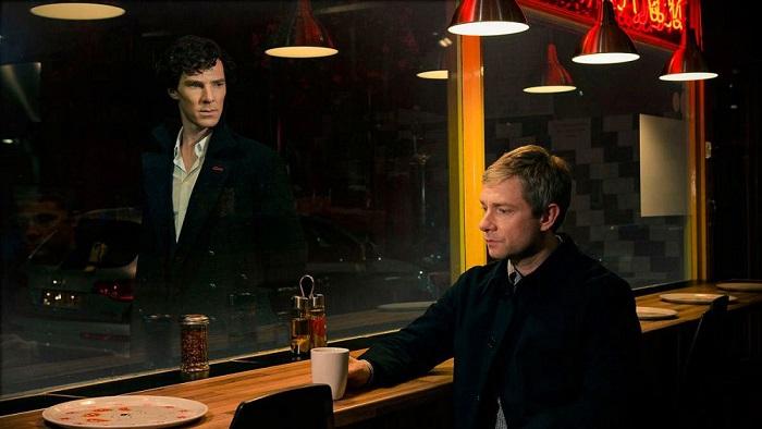 Sherlock: la serie tv è stata messa in pausa