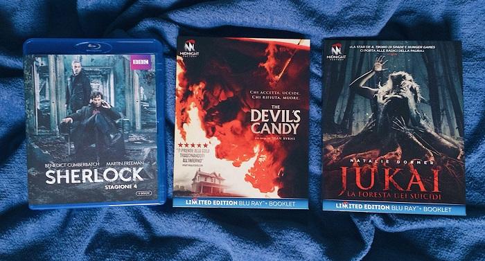 Koch Media Home Video: The Devil's Candy, Jukai e Sherlock 4