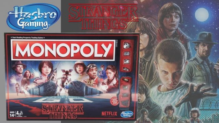 In arrivo il Monopoly di Stranger Things