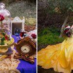 La Bella e La Bestia: una coppia ha celebrato il matrimonio ispirandosi al film