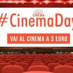 Cinemadays: ritorna il cinema a 3 euro. Ecco le date