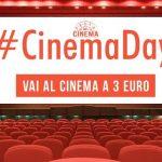 Cinemadays dal 9 al 12 aprile, le sale e i film disponibili
