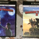 Dragon Trainer 1 e 2 disponibili in versione Blu-ray e 4K